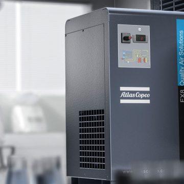 Essiccatori d'aria a refrigerazione