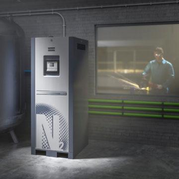 Generatori di azoto e ossigeno