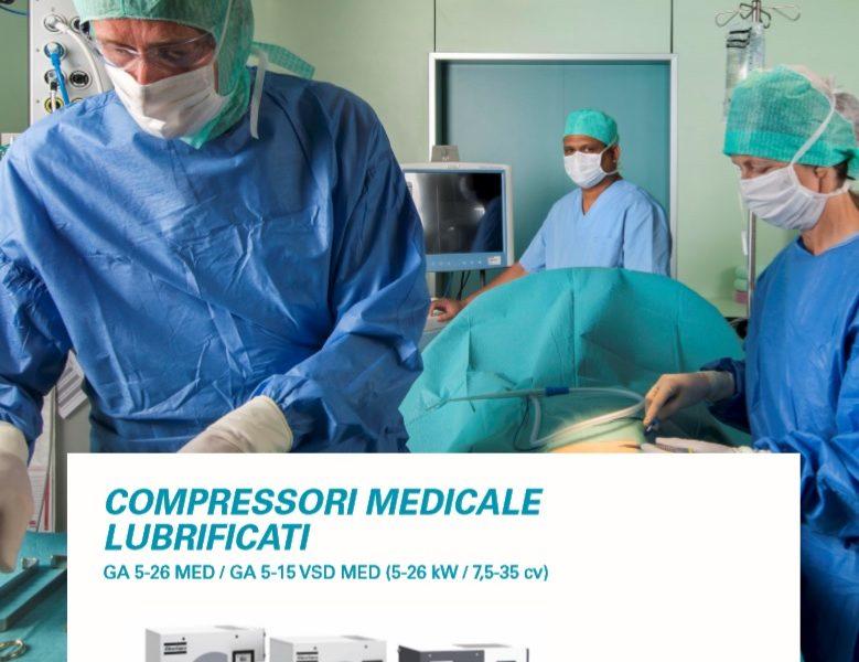 Sale Compressori Medicali